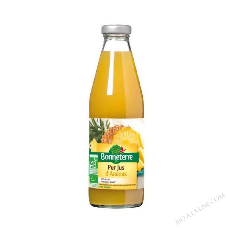 PUR JUS D'ANANAS - 75 CL
