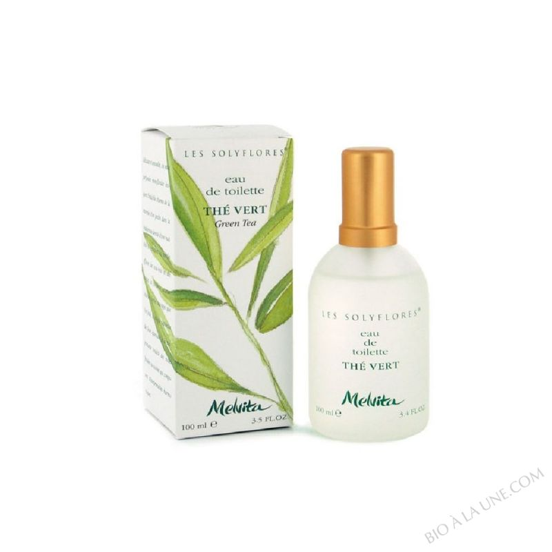 Eau de toilette The vert - 100ml