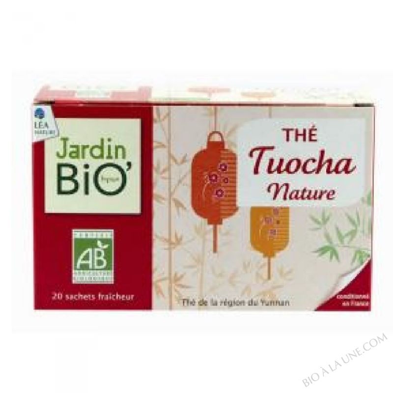 The Tuocha - 20 sachets