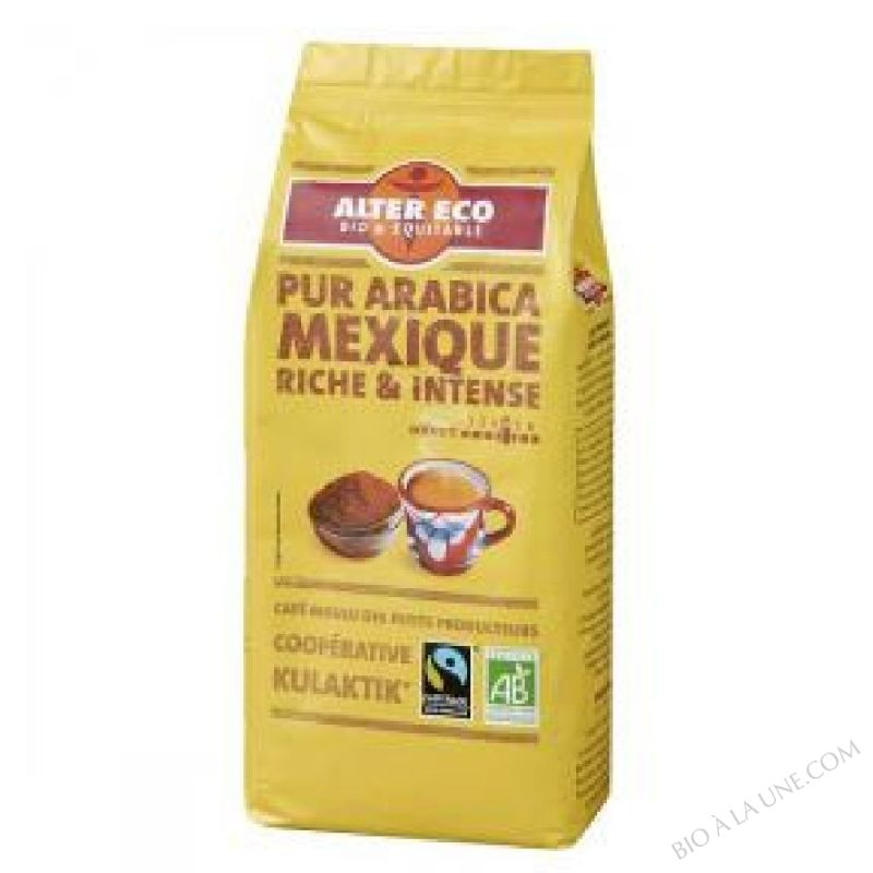 CAFE OAXACA MEXIQUE BIO - 260 GR