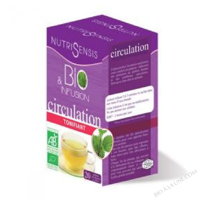 Infusion circulation bio - 20 sachets