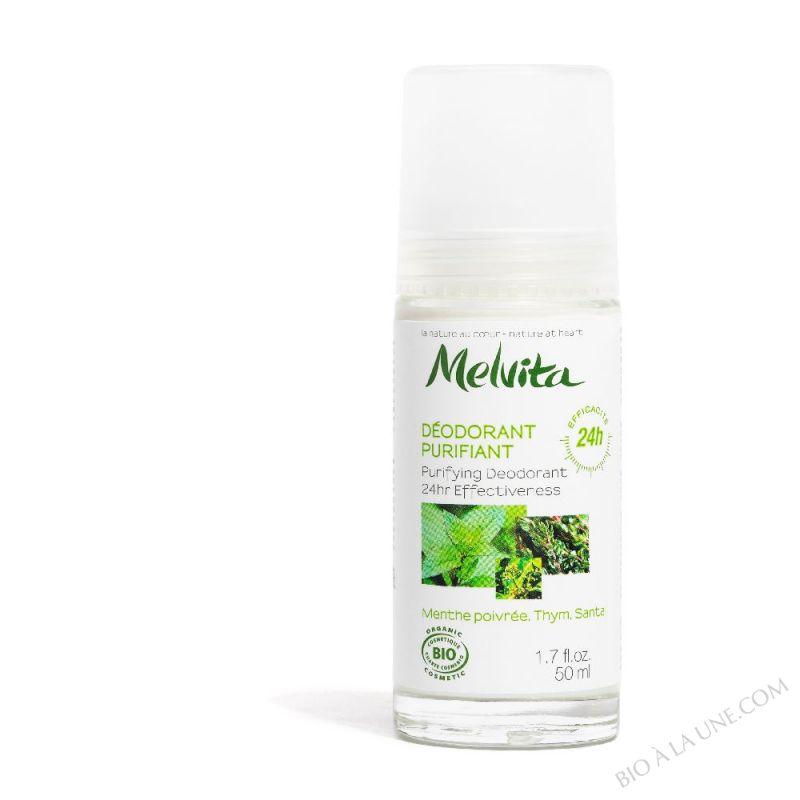 DEODORANT EFFICACITE 24H - 50ml