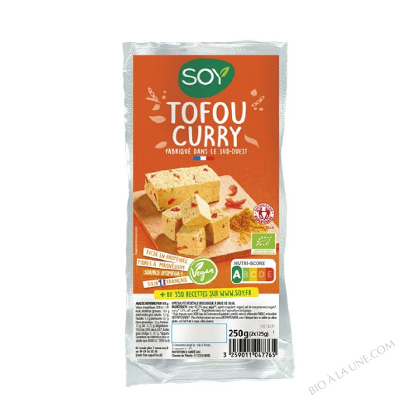 TOFOU CURRY