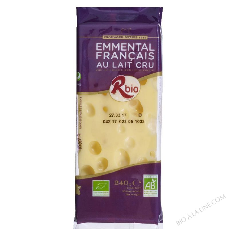 EMMENTAL RAPE 29%MG FROMAG. ROUSSEY