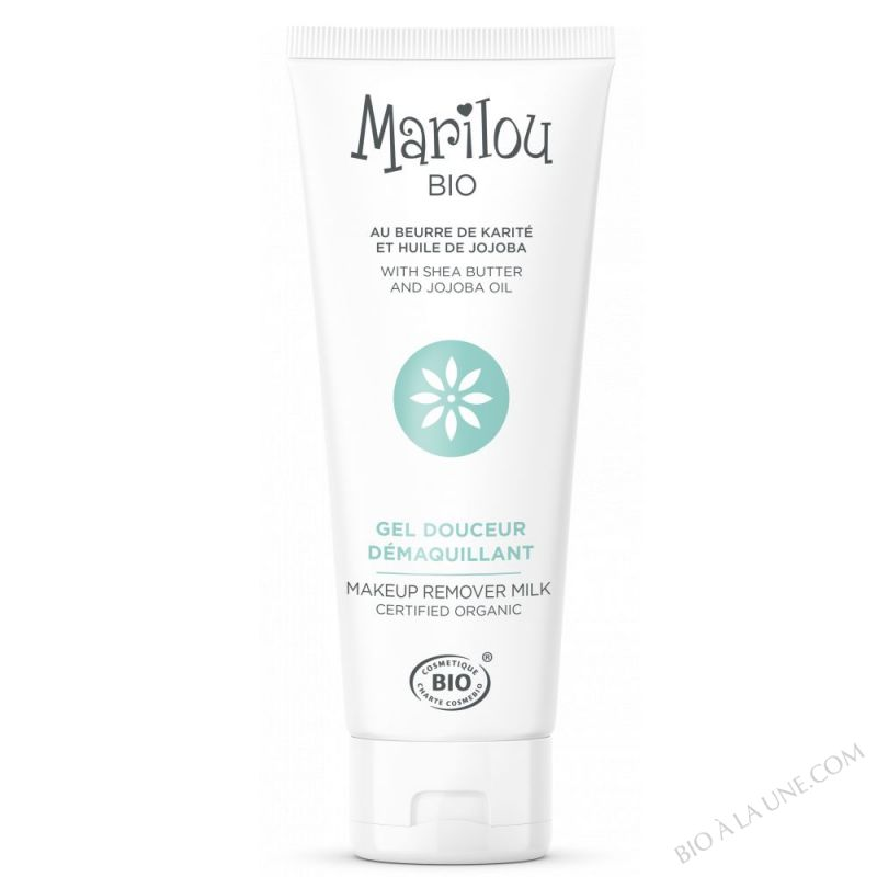 Lait demaquillant bio 75ml