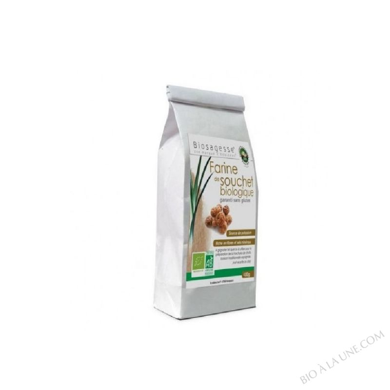 FARINE SOUCHET 400G ECOIDEES ECOIDÉES