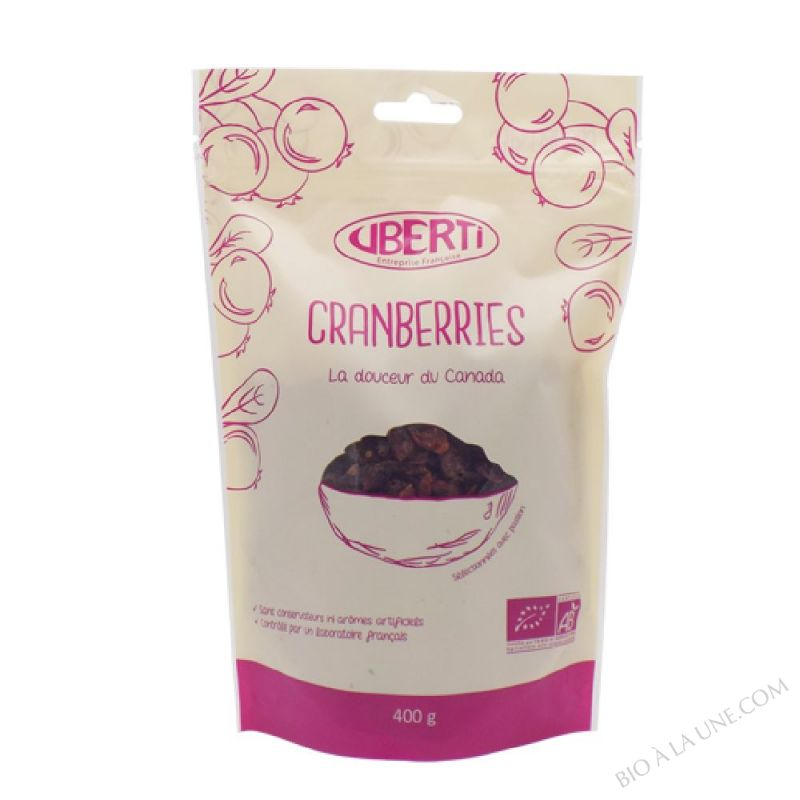 Cranberries AB Canneberges - 400g