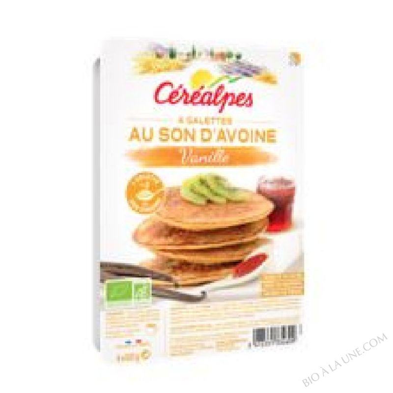 GALETTES CP SON AVOINE SUCREE
