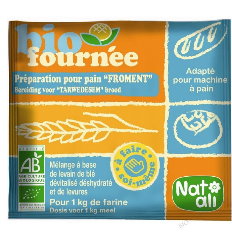 Biofournee froment 35g