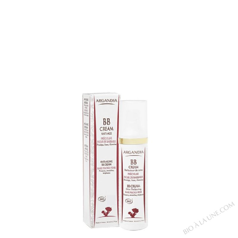 BB Cream Anti-âge Figue de Barbarie - 50 ml