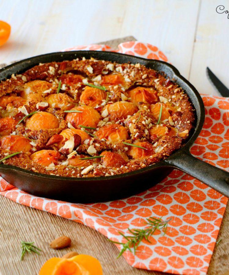 Recette Gateau Sec Fleur D Oranger: Gâteaux De Polenta Aux Abricots, Fleur D'oranger Et Huile