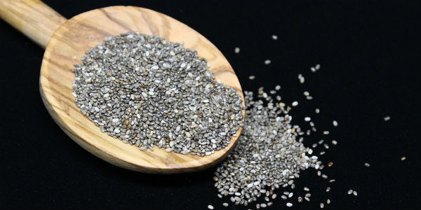 Chia lin s same d couvrez 6 graines incontournables bio la une - Graine de chia coupe faim ...