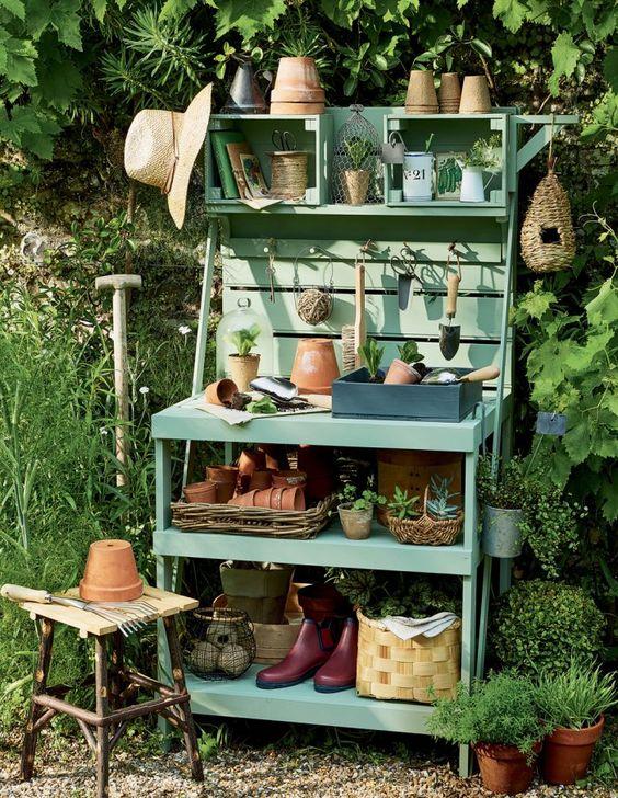10 idées pour aménager son jardin ou sa terrasse avec des ...